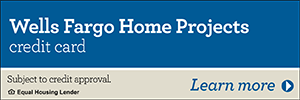Wells Fargo Home Projects credit card link